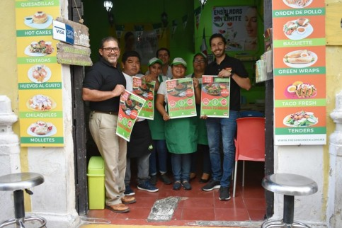 Campeche Restaurant Week 2019.