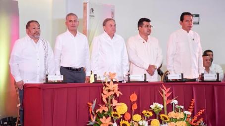 Primer Informe de Actividades del Ayuntamiento de Escárcega.