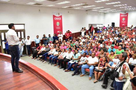 RESPALDA SEDESYH ECONOMÍA SOCIAL Y FAMILIAR.