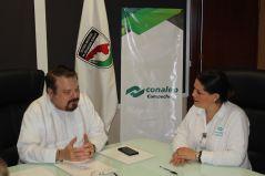 FIRMAN CONVENIO DE COLABORACIÓN CESP Y CONALEP.