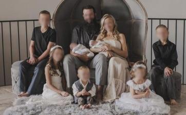 Familia LeBarón masacrada a manos del crimen organizado.