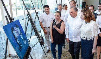 """Quinta Jornada Estatal 2019 """"Campeche Inclusión en Movimiento""""."""