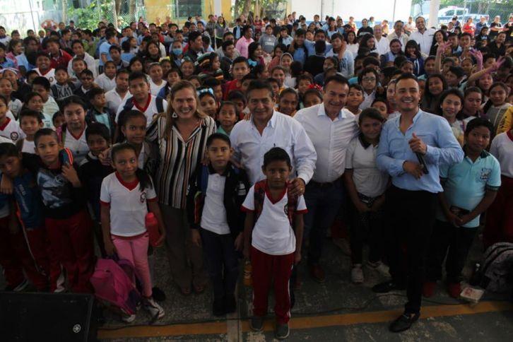 """Koh Cambranis encabeza """"Operación Felicidad 2020""""."""