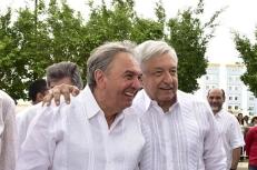 Visita Presidencial en Campeche.