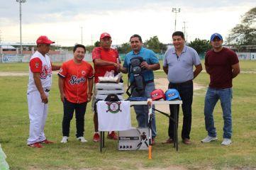 Juego de estrellas de béisbol de la Liga Estatal Infantil 3a edición.