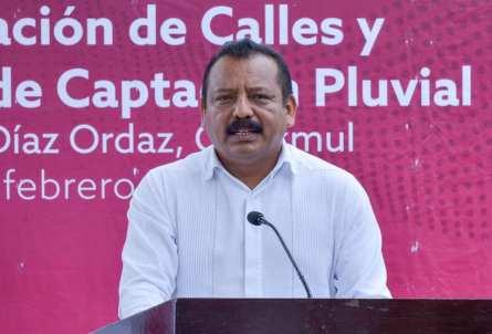 Gira del ejecutivo por Calakmul.