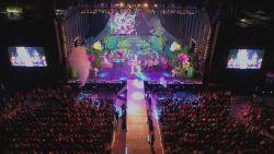 Reyes del Carnaval de Personas con Discapacidad Campeche 2020: Stefani & Axel.