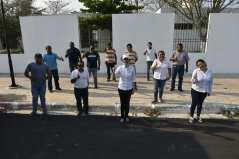 DIF Campeche entrega pescado a familias.