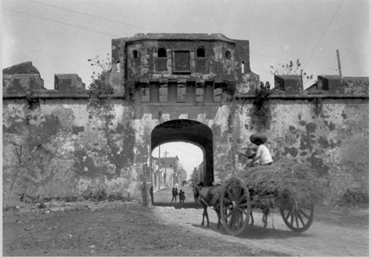 Puerta de Tierra byn