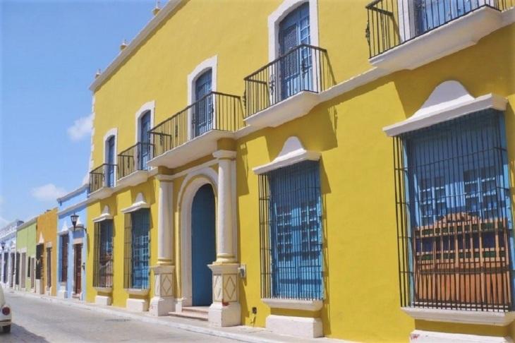 Casa Teniente de Rey, Campeche