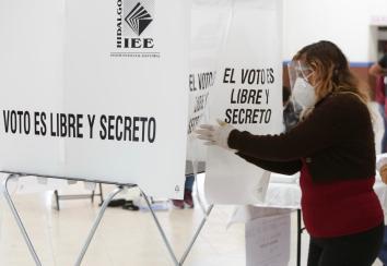 Diputados federales van por la reelección.